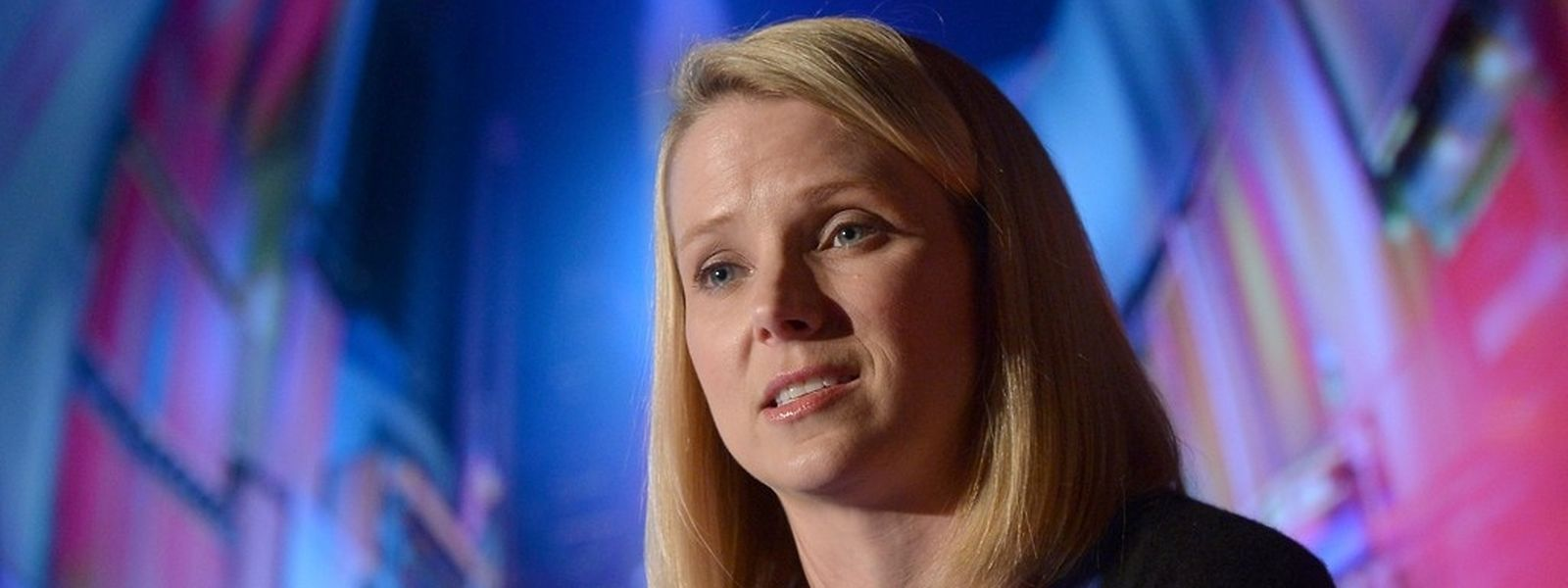 """""""Yahoo ist mitten in einem mehrjährigen Umbau, um als Unternehmen wieder eine Ikone zu werden"""", sagte Konzernchefin Marissa Mayer. (Foto: AFP)"""