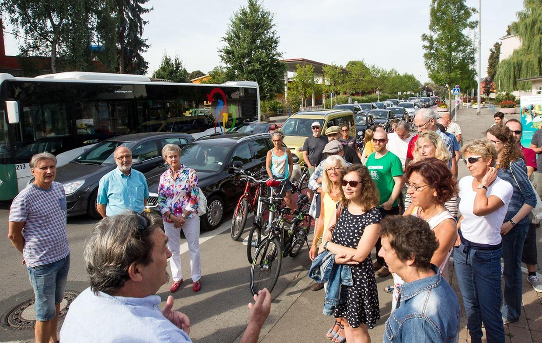 Wer braucht den meisten Platz auf der Straße? In Esch wurde es getestet.