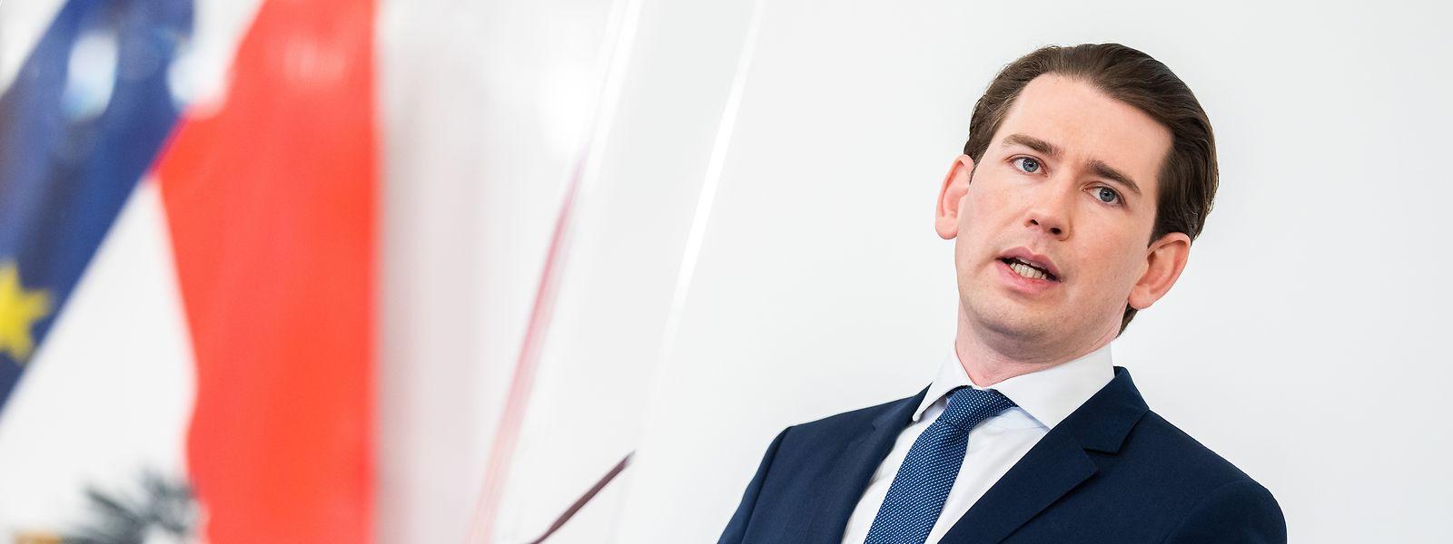 Österreichs Bundeskanzler Sebastian Kurz gerät mehr und mehr in Bedrängnis.