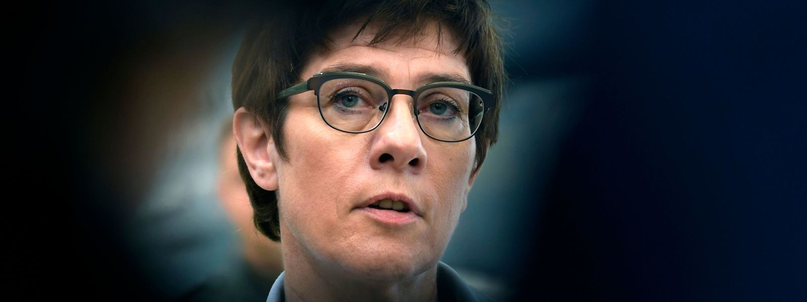 Annegret Kramp-Karrenbauer annonce ce lundi qu'elle «n'a pas pour objectif d'être candidate à la chancellerie allemande».