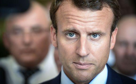 France: l'Elysée confirme la démission du ministre de l'Economie Emmanuel Macron