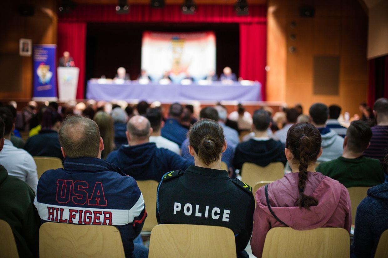 Der SNPGL will den diskriminierenden Umgang der Regierung mit den Polizeischülern nicht einfach hinnehmen.