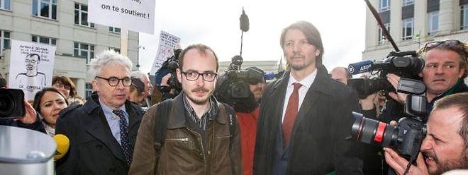 Antoine Deltour livrera mardi sa version devant le tribunal correctionnel de Luxembourg.