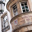 """O lema do Luxemburgo é """"Queremos continuar a ser aquilo que somos"""". No domingo, a esmagadora maioria dos luxemburgueses votaram contra a mudança"""