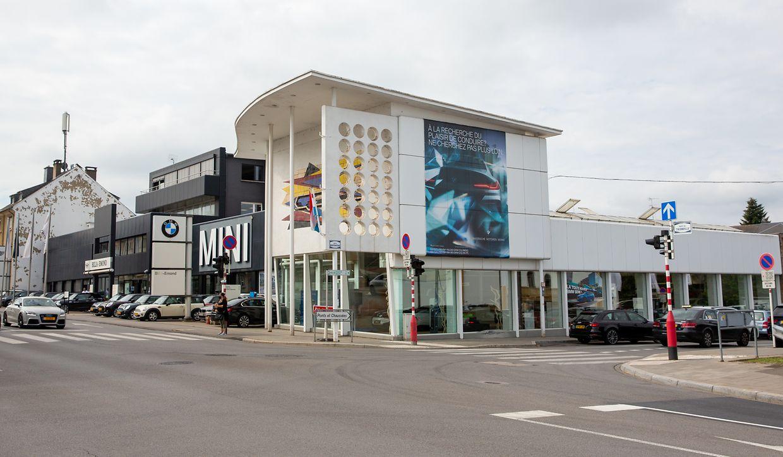 L'actuelle concession BMW et Mini, propriété d'Arnold Kontz Group, sera délaissée par ses locataires actuels en juin 2022.