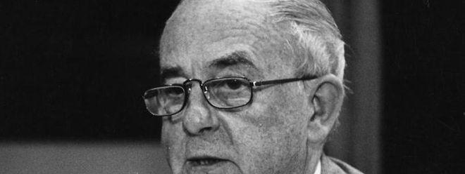 Edouard Legille starb im Alter von 89 Jahren.
