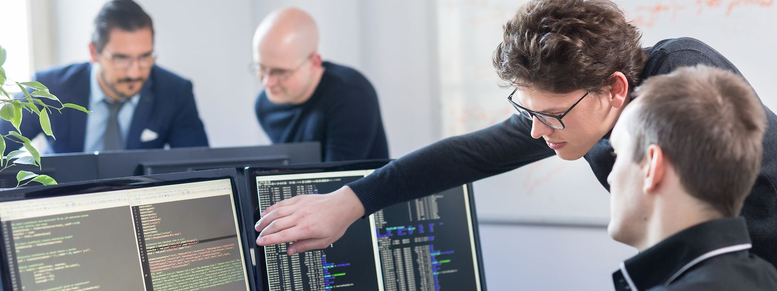 Programmateurs et consultants sont les deux principales spécialités recherchées par les entreprises luxembourgeoises du secteur des TIC.
