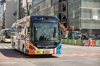 Lokales, Elektrische Busse in Luxemburg Stadt, Bus, Mobilität, Electro, Elektro, Foto: Lex Kleren/Luxemburger Wort