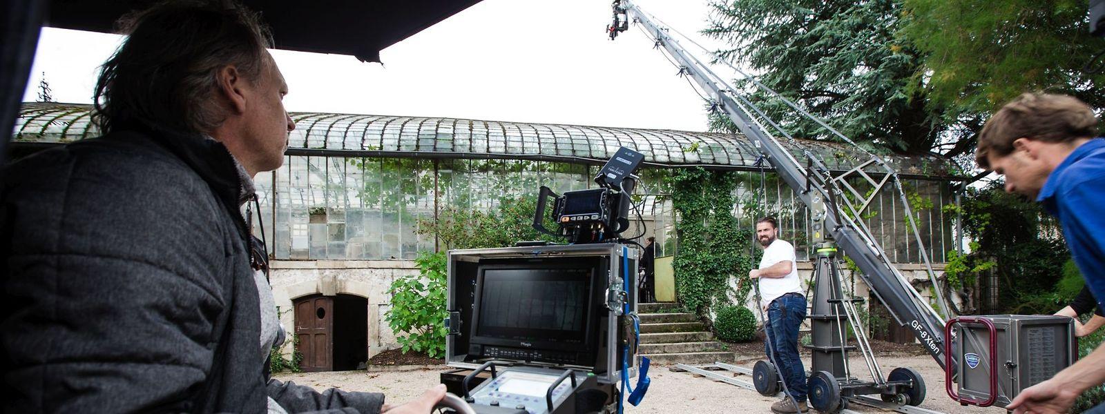 Zwischen 900 und 1000 Menschen arbeiten in der Luxemburger Filmwelt.