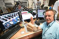 4.7.2018 Luxembourg, Pétange, Radio on air, Péiteng on Air, radio locale photo Anouk Antony