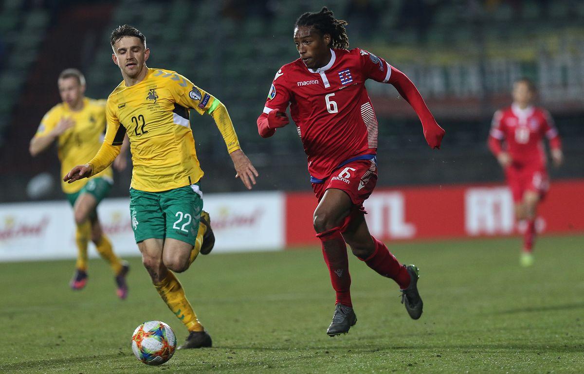 Gerson Rodrigues a épaté la galerie vendredi contre la Lituanie. Qu'en sera-t-il ce lundi?