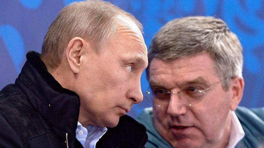 Doping-Skandal: Putin nennt Whistlerblower