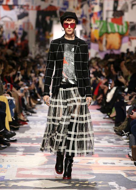 Rock Chic bei Dior.