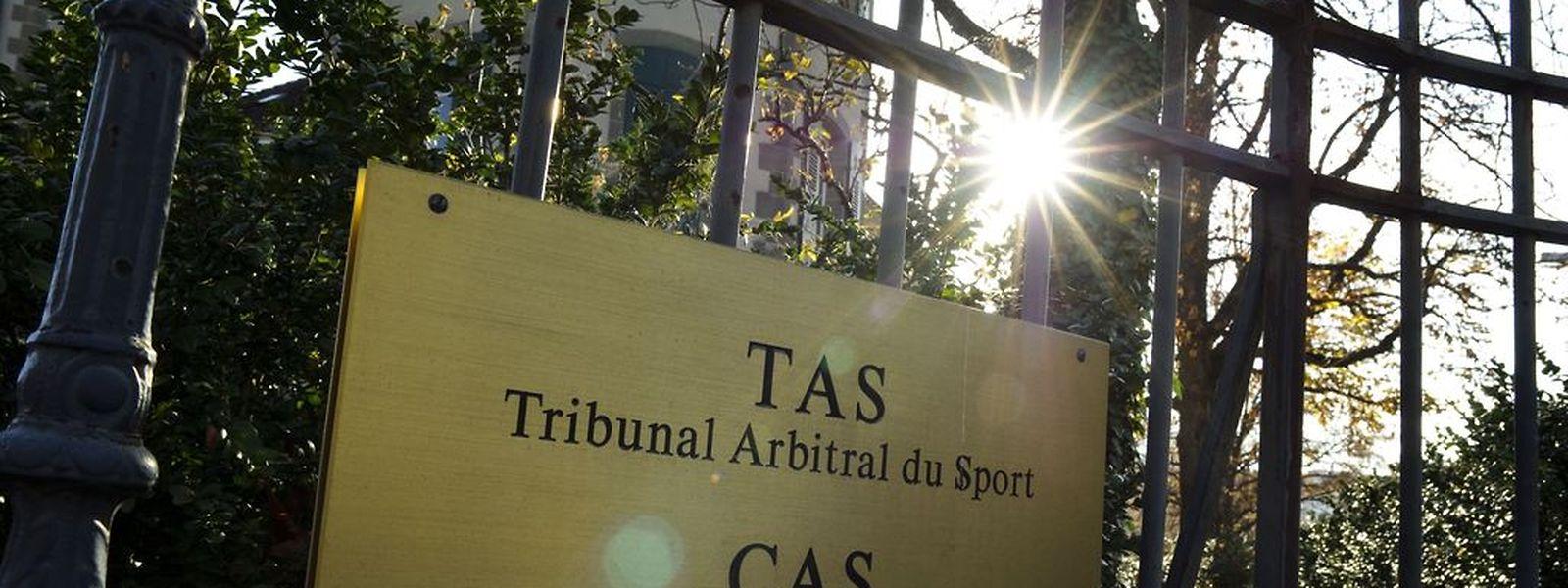 C'est devant le Tribunal Arbitral du Sport (TAS) que Maître Frank a défendu les intérêts du CS Grevenmacher
