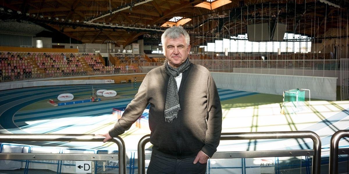 Coque-Generaldirektor Gilbert Neumann tritt am 1. Oktober definitiv in den Ruhestand.