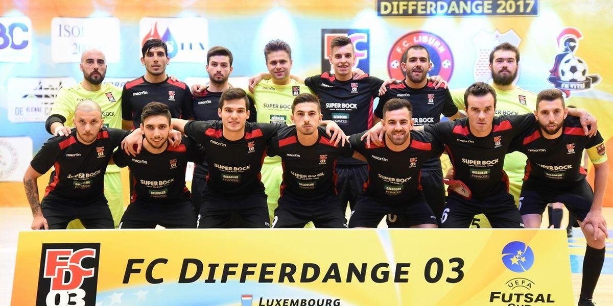 Le FC Differdange 03 remet sa couronne en jeu dès ce week-end