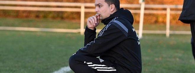 Carlos Pereira a l'air perplexe. L'envie d'un nouveau challenge?