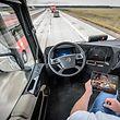 Shaping Future Transportation; 2014; Magdeburg; Daimler, Future Truck, Mercedes-Benz; Zukunft; Güterverkehr; Transport; Gütertransport; autonomes Fahren; highway pilot; autonomous driving, future; transportation; long-distance; autonom; hochautomatisiert; highly automated;