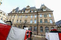 online.fr,Postgebäude Stadt Luxemburg,P&T, Foto: Gerry Huberty/Luxemburger Wort