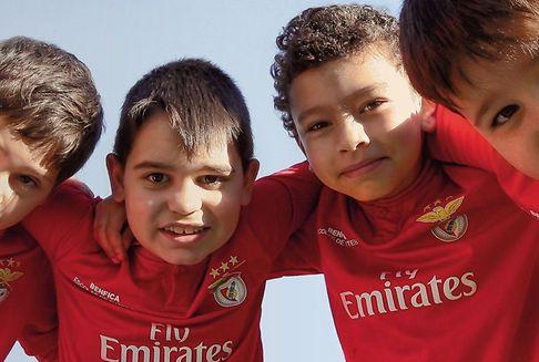 Un camp au RM Hamm Benfica avant une académie