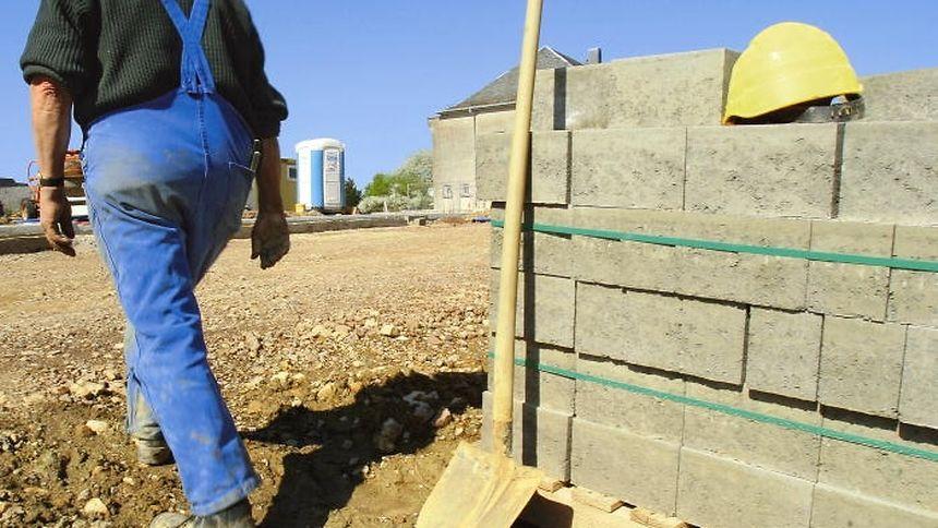 Die Baubranche gehört zu den Wirtschaftszweigen, wo Arbeiter am häufigsten ausgebeutet werden.