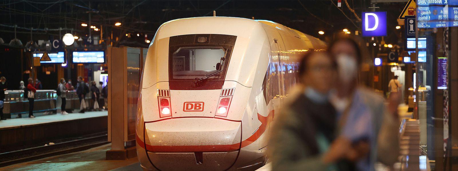 Auf dem deutschen Schienennetz dürfte es keine weiteren Streiks mehr geben.