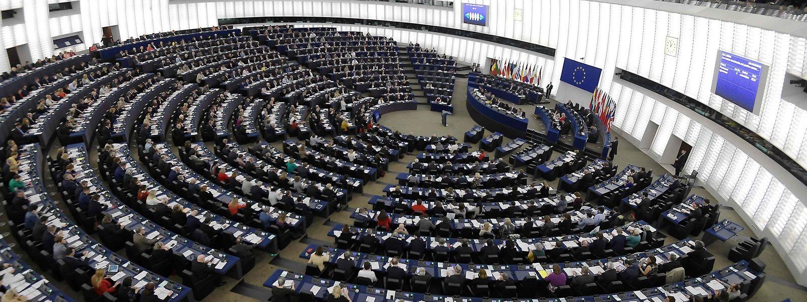Ende Mai werden sie Sitzplätze im EU-Parlament neu verteilt.
