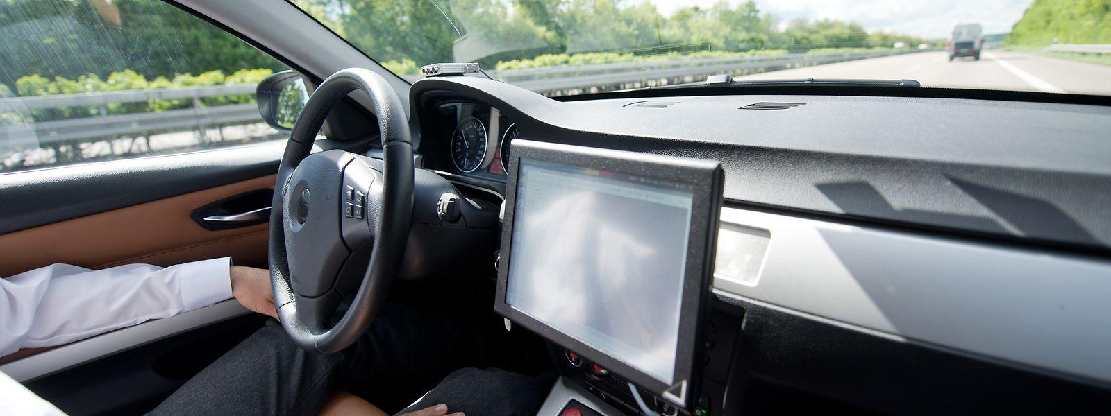 D'ici la fin 2019, des véhicules autonomes circuleront entre Allemagne, France et Luxembourg pour une phase test.