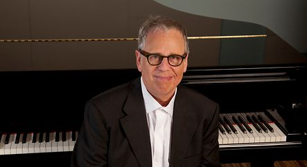 Kenny Werner at Trifolion Echternach for the IMS 2019