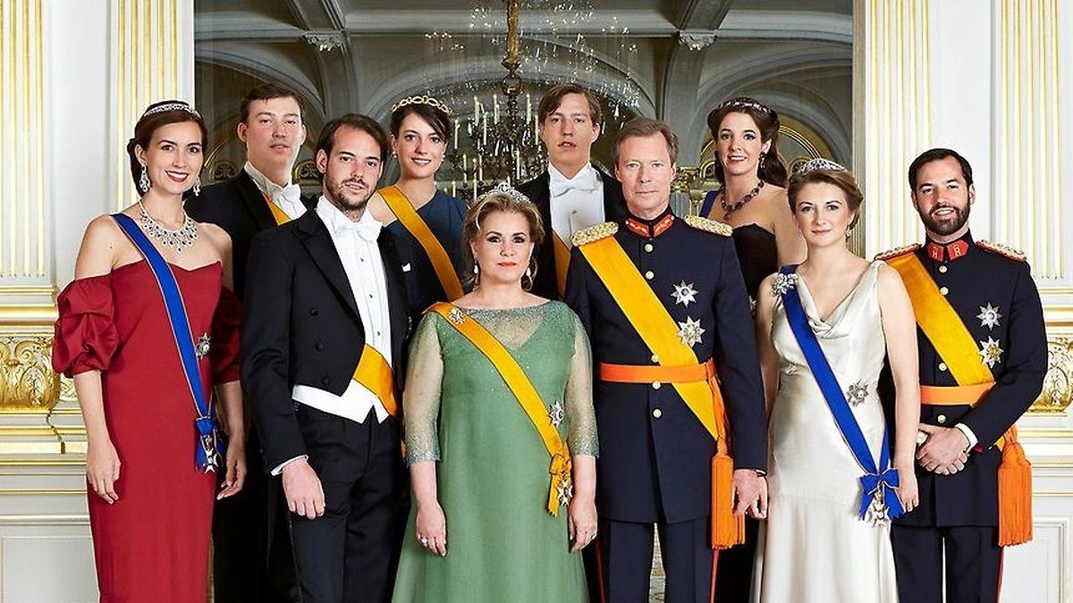Von luxemburg alexandra Königlicher Beobachter: