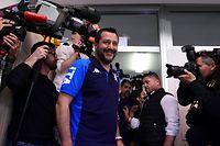 Matteo Salvinis Lega konnte sich deutlich steigern.