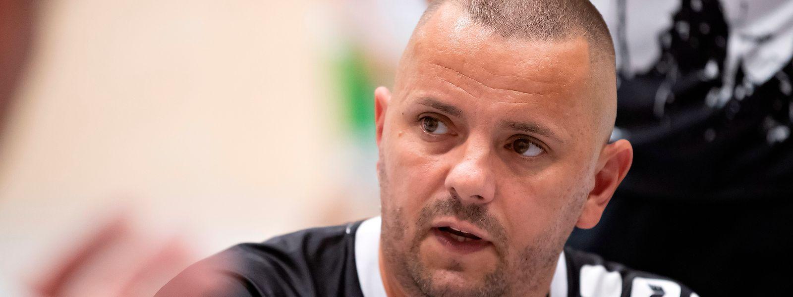 Danijel Grgic war zuletzt Jugendkoordinator in Sarlouis.