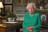 Es ist bereits das zweite Mal, dass sich die Queen an die Öffentlichkeit wendet.