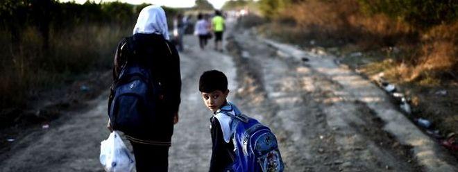 Auf der Flucht vor Aussichtslosigkeit: Vor allem Bürger aus dem Balkan suchen ihre Chance in der EU.