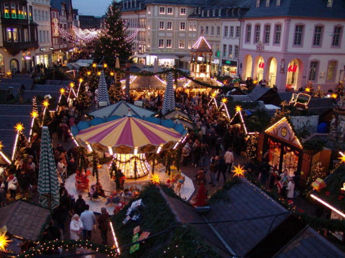 Marcado de Natal de Trier (Alemanha)