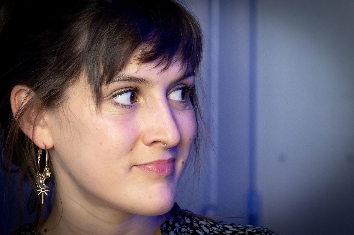 Claire Parsons  a rejoint le Trio Klein pour la soirée.