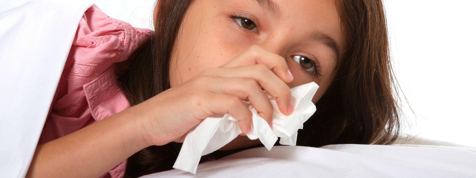 Mit der Influenza ist nicht zu spaßen.