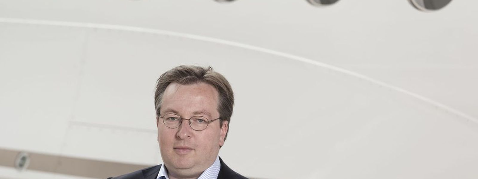 Patrick Hansen  CEO de Luxaviation