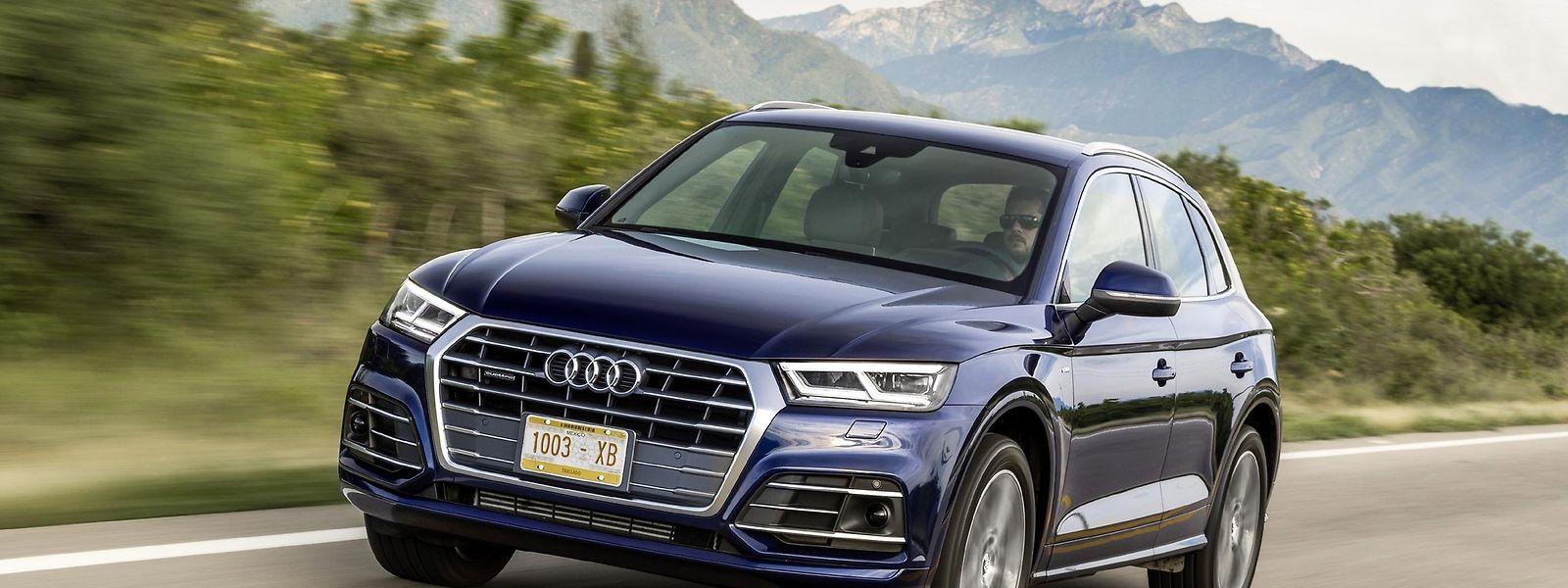 Der neue Audi Q5 kommt gestrafft und athletisch daher, ohne radikal mit dem Design des Vorgängers zu brechen.