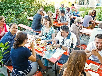 Das zweitägige Pinot's Fest lockt auch in diesem Jahr wieder zahlreiche Besucher nach Schengen.