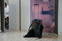 online.fr,  Illustration, Flughafen, Covid 19, Test für die Reisende, Urlaub, Vakanz, Airport, Findel, Ankünfte können auf der Stelle getestet werden  Foto: Anouk Antony/Luxemburger Wort