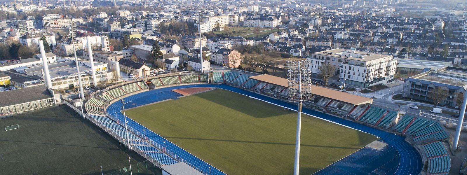 Au second semestre 2020, le stade Josy Barthel, route d'Arlon sera définitivement abandonné pour laisser le nouveau stade national en construction à Kockelscheuer prendre sa relève.