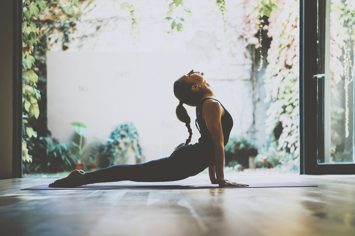 Yin yoga has arrived in Luxembourg Photo: Shutterstock