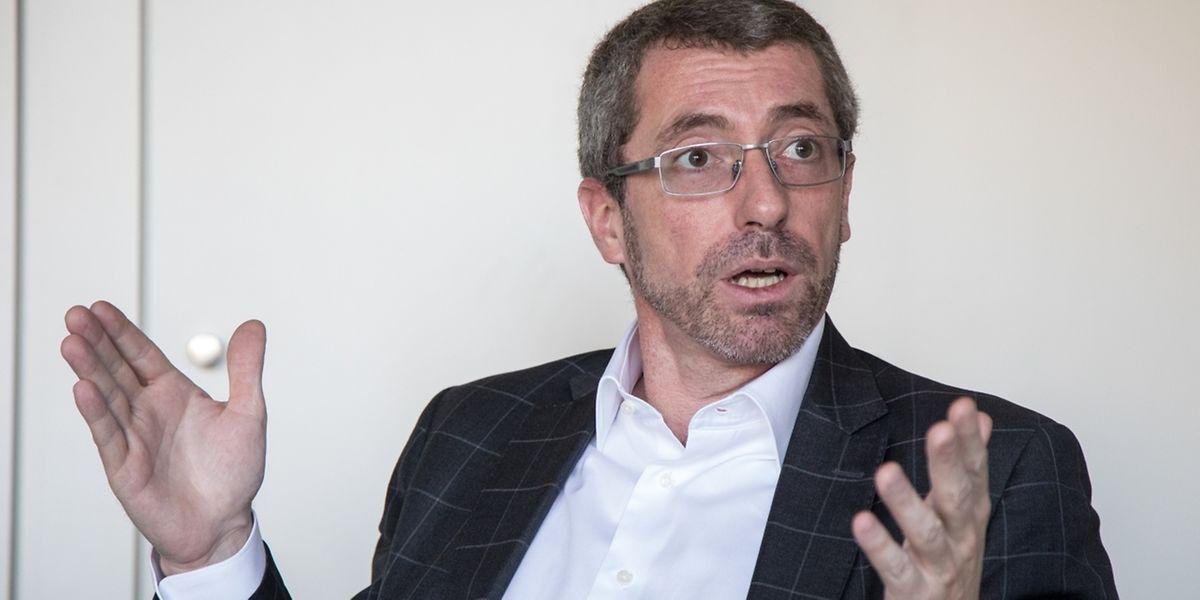Frank Engel ist CSV-Mitglied und seit 2009 Abgeordneter des Europäischen Parlaments.