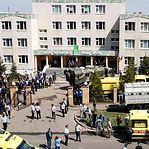 Pelo menos oito mortos em tiroteio numa escola russa