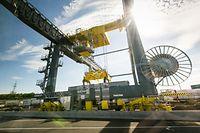 Inauguration  nouveau Terminal Intermodal Bettembourg-Dudelange, Foto Lex Kleren