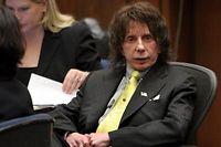 Musikproduzent Phil Spector wurde zu 19 Jahren Haft verurteilt.
