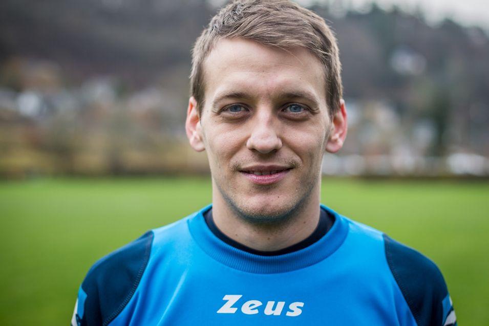 Aldin Mustic (Wilwerwiltz): «L'égalisation tardive (81e) de Clervaux constitue une déception, car mon équipe méritait d'empocher les trois points»