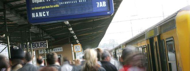 Il y a au Luxembourg 2.552 frontaliers français de plus qu'il y a un an