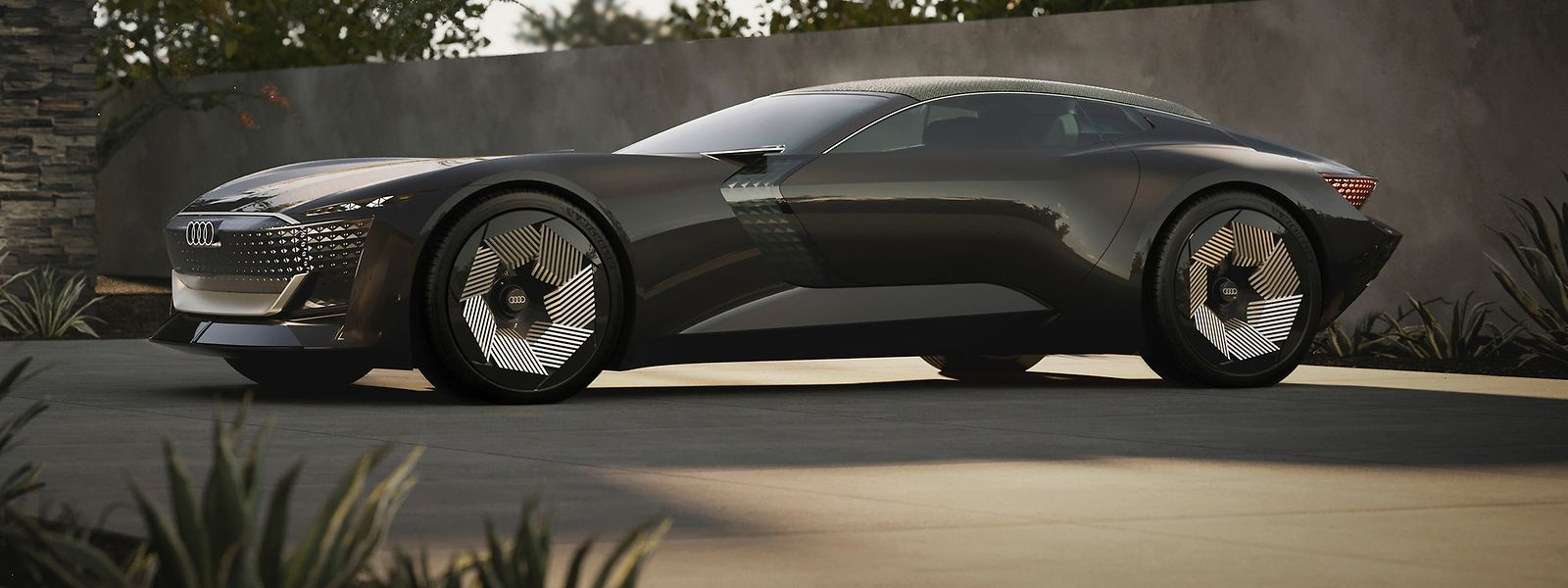 Das Skysphere Concept Car soll Audi im Segment der Luxusroadster ganz nach vorne bringen.